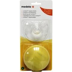 Medela Contact tepelhoedjes large (1 paar)
