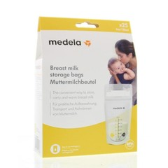 Medela Moedermelk bewaarzakjes (25 stuks)