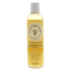 Burts Bees Baby Bee shampoo & wash zeep (235 ml)