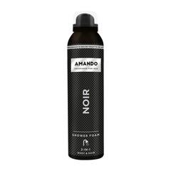 Amando Noir shower foam (200 ml)