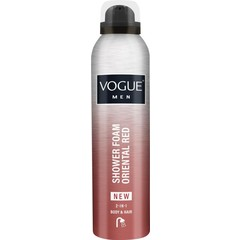 Vogue Men oriental red shower foam (200 ml)