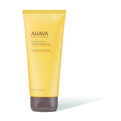 Ahava Mineral shower gel mandarin & cedarwood (200 ml)