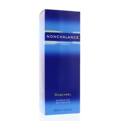 Nonchalance Shower gel tube (200 ml)
