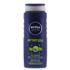 Nivea Men douche energy (500 ml)