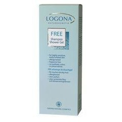 Logona Pur shampoo & douchegel (250 ml)