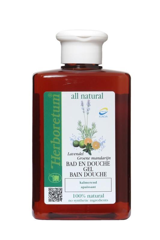 Herboretum Herboretum All natural bad & douche lavendel (300 ml)
