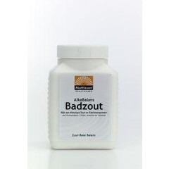 Mattisson Alkabalans zuur base badzout PH 8.0 (700 gram)