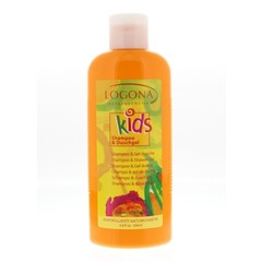 Logona Kids 2 in 1 shampoo/douche (200 ml)