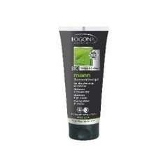 Logona Mann shampoo & douchegel (200 ml)