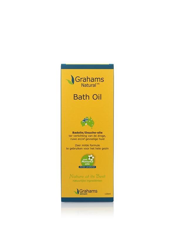 Grahams Grahams Bath oil (120 ml)