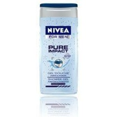 Nivea Men douche pure impact (250 ml)