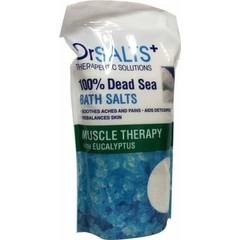 Dr Salts Dode zeezout muscle eucalyptus (1 kilogram)