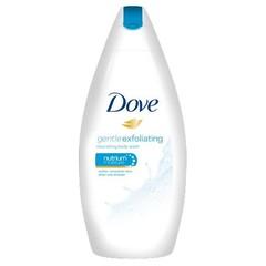 Dove Shower gentle exfoliating (250 ml)