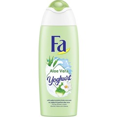 FA Douchegel yoghurt of care aloe vera (250 ml)