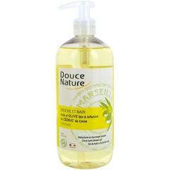 Douce Nature Badschuim & douchegel sukade (500 ml)