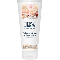 Therme Bulgarian rose shower satin (200 ml)