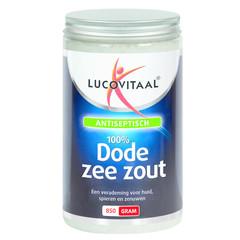Lucovitaal Dode zeezout (850 gram)