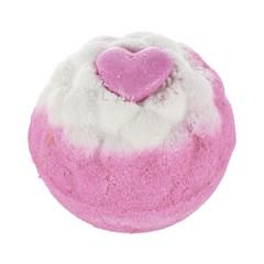 Treets Bath ball cotton candy (1 stuks)