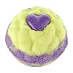 Treets Bath ball candy twist (1 stuks)