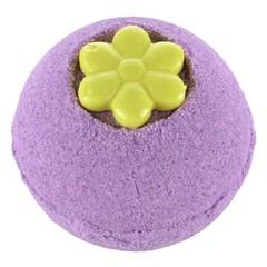 Treets Bath ball flower power (1 stuks)