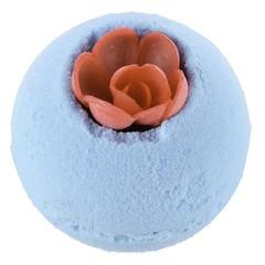 Treets Bath ball darling flower (1 stuks)