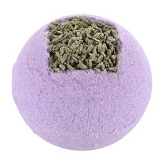Treets Bath ball lavender field (1 stuks)