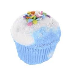 Treets Fizzing muffin badass blue (1 stuks)