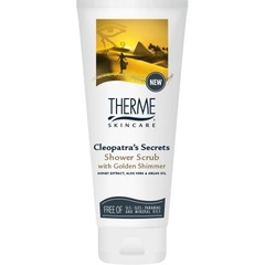 Therme Cleopatra's secrets shower scrub (200 ml)