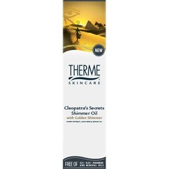 Therme Cleopatra's secrets shimmer oil (100 ml)