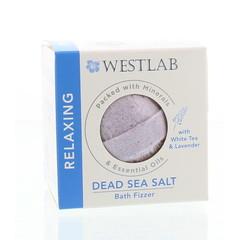 Westlab Badbruisbal dode zeezout relax (150 gram)