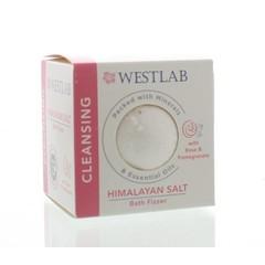 Westlab Badbruisbal dode zeezout reinigend (150 gram)