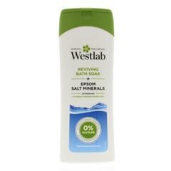 Westlab Badschuim epsom zout herstellend (400 ml)
