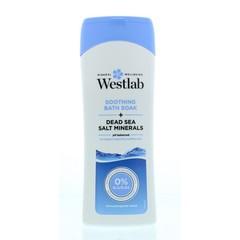 Westlab Badschuim dode zeezout verzorging (400 ml)