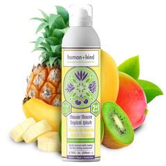 Human+Kind Foam shower tropical splash vegan (200 ml)