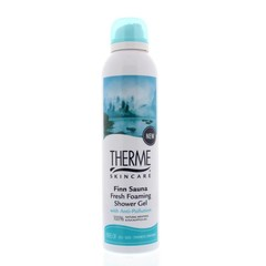 Therme Finn sauna foam shower gel fresh (200 ml)