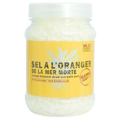 Aleppo Soap Co badzout sinaasappelbloesem (500 gram)