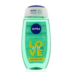Nivea Douche love aloe (250 ml)