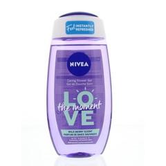 Nivea Douche love the moment (250 ml)