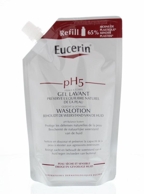 Eucerin Eucerin PH5 Waslotion navul (400 ml)