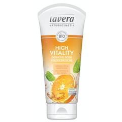 Lavera Douchegel/body wash high vitality F-D (200 ml)