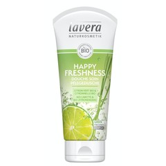 Lavera Douchegel/body wash happy freshness F-D (200 ml)