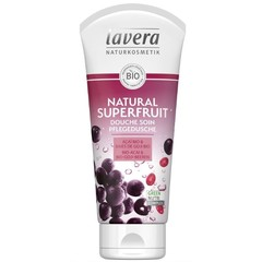Lavera Douchegel/body wash natural superfruit F-D (200 ml)