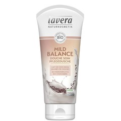 Lavera Douchegel/body wash mild balance F-D (200 ml)