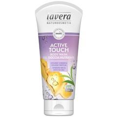 Lavera Douchegel/body wash active touch (200 ml)