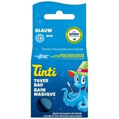 Tinti Magic bath blue (1 stuks)