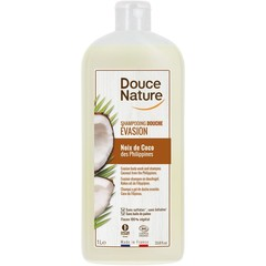 Douce Nature Douchegel & shampoo evasion kokos (1 liter)