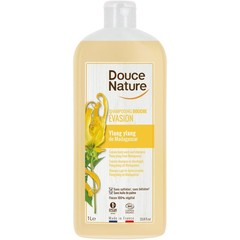 Douce Nature Douchegel & shampoo ylang ylang ontspannend (1 liter)