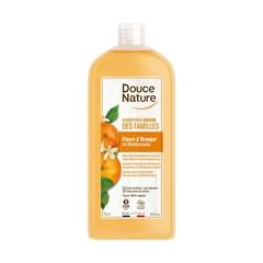Douce Nature Douchegel & shampoo familie oranjebloesem (1 liter)