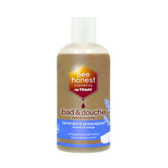 Traay Bee Honest Bad / douche lavendel / sinaasappel (250 ml)