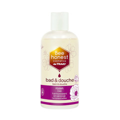 Traay Bee Honest Bad / douche rozen (500 ml)